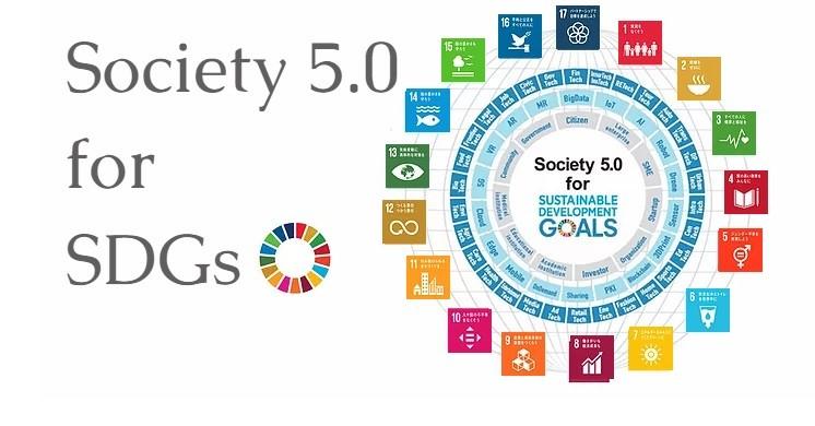 Society 5.0 for SDGs