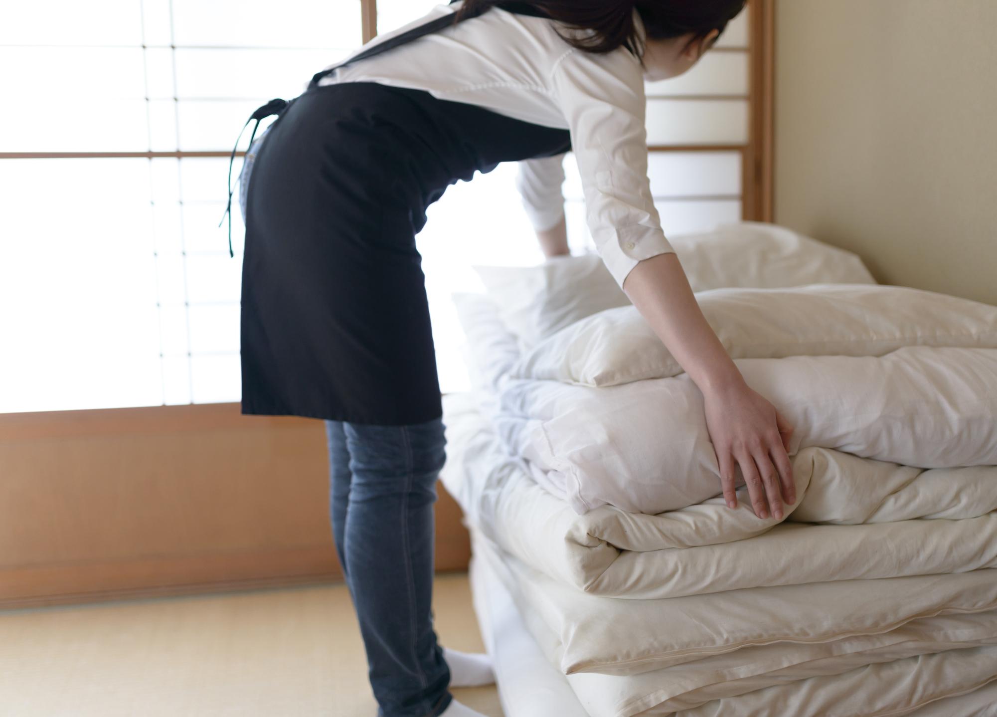 【布団の捨て方】正しい処分方法と注意点を大阪市の事例も交えてご説明